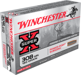 Munition Winchester Cal. . 308 win Subsonique - chasse et tir