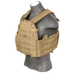 Plate Carrier 69T4 tan 1000D