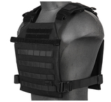 Lightweight Plate carrier 1000D Black
