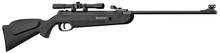 Beeman QB 22 air rifles with 4x20 telescope