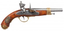 Decorative replica Denix of Napoleon 1806 pistol