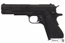 Dummy Denix replica of the American M1911 pistol