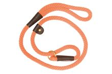 Laisses de dressage orange pour chien - Country