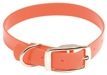Collier pour chien Hiflex orange fluo - Country
