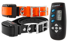 Photo Training Collars for Two Dogs d-control 402 plus - DogTrace
