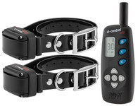 Photo Training Collars for Two Dogs d-control 602 plus - DogTrace