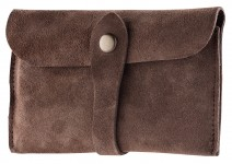 Crust leather pouch - Country Saddlery