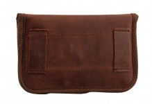 Photo Pochette croupon cuir - Country Sellerie
