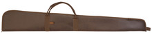 Brown vinyl sheath for rifle