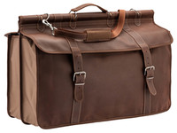 Leather brown leather bag - Country Saddlery