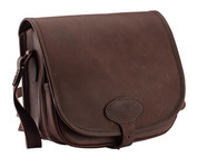 Photo Bold leather cartridge bag