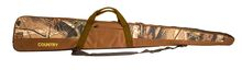 Rifle scabbard camo brown - Country Saddlery