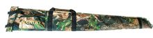Camo rifle scabbard with flap - Country Saddlery