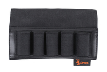 Rifle stock belt