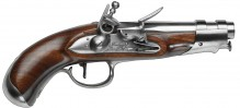 Pistol An IX Flintlock Mounted Flint 15.2 mmPistol An IX Flintlock Mounted Flint 15.2 mm