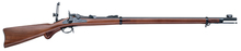 Springfield Tradoor long range carbine with Dioptre