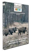Seasons DVD - Hunting Video - Cap to the East of France: beaten wild boars