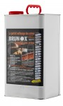 Turbo-Spray oil in a 5L can - Brunox