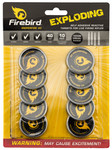 Firebird Explosive and Reactive Targets