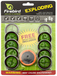 Firebird Airflash Explosive and Explosive Targets 40mm Extreme