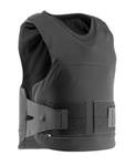 Black cover for BSST bulletproof vest