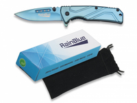 Photo Albainox RainBlue folding knife