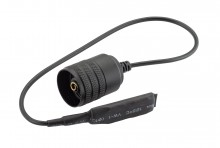 Photo Ledwave switch Noir compatible avec lampe z1 commando