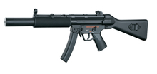 Photo Replica AEG MP5 SD5 full pack 1.2J