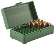 Storage box 50 ammunition cal. 9x19Storage box 50 ammunition cal. 9x19