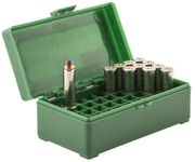 Storage box 50 ammunition cal. 357 Magnum