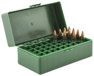 Storage box 50 ammunition cal. 7.62 x 39Storage box 50 ammunition cal. 7.62 x 39