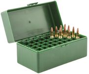Storage box 50 ammunition cal. 243 WinStorage box 50 ammunition cal. 243 Win