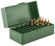 Storage box 50 ammunition cal. 222/223Storage box 50 ammunition cal. 222/223