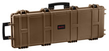 Waterproof briefcase tan 103 x 33 x 15 cm - Nuprol