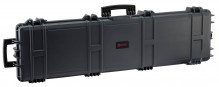 Gray Waterproof XL Briefcase 137 x 39 x 15 cm pre-cut foam - Nuprol
