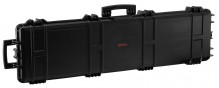 Briefcase XL Waterproof black 137 x 39 x 15 cm foam wave - Nuprol