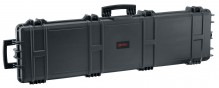 Briefcase XL Waterproof gray 137 x 39 x 15 cm foam wave - Nuprol