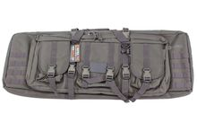 Soft case with compartments 36 'gray - NUPROL