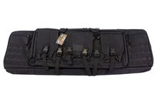 Photo Soft case with compartments 42 '' black - Nuprol
