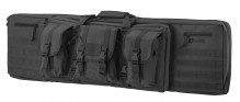 Photo Soft case with compartments 46 '' black - NUPROL