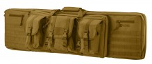 Photo Soft case with compartments 46 '' tan - NUPROL