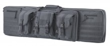 Photo Soft case with compartments 46 '' gray - NURPOL