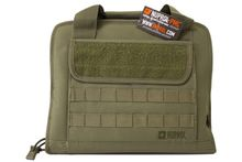 Photo Deluxe Soft Case for 2 Olive Guns - NUPROL