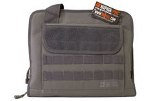 Photo Deluxe Soft Case for 2 Gray Guns - NUPROL