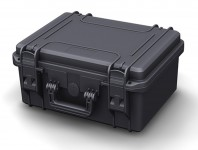 Briefcase MAX 380 H160 S IP67 - Black valveBriefcase MAX 380 H160 S IP67 - Black valve