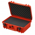 Case MAX 430S IP67 Orange Valve