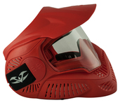 Photo Masque VALKEN Annex MI-3 simple rouge