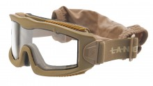 Airsoft Mask AERO Series Thermal Tan