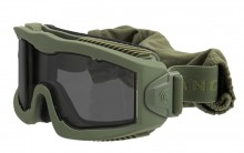 Airsoft Mask AERO Series Thermal OD smoke