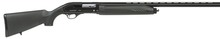 Black synthetic semi-auto shotgun - Cal. 12/76